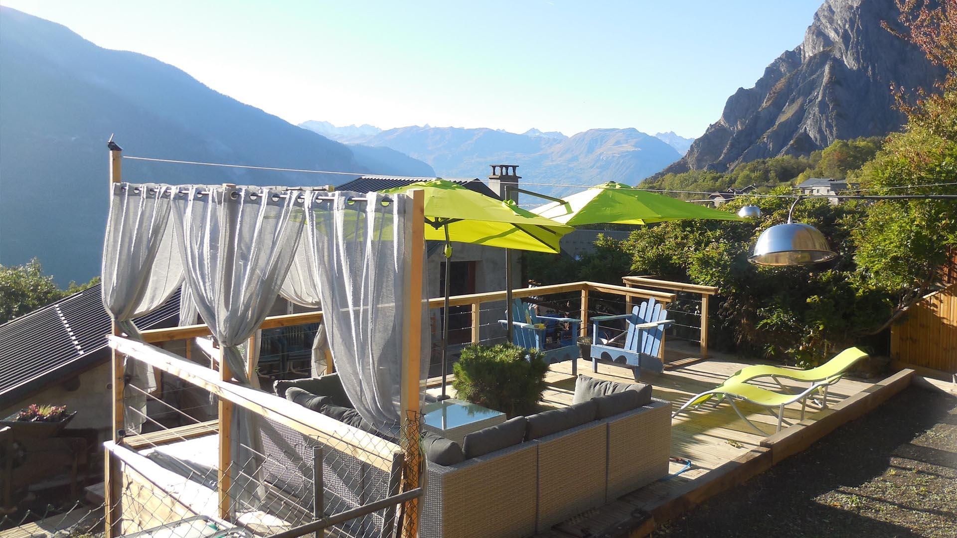 Restaurant Chez Camille St Martin La Porte